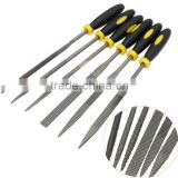 6pcs Metal File Mini Assorted Rasp Diamond Needle File Repair Tool Jewelry Wood Grinding