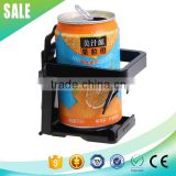 New style black PC plastic .outlet cup holder