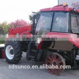 Big Tractor !120 hp 4WD tractor Aircab exported to Australia, New Zealand,Thailand