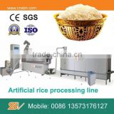 Automatic Thin and long Nutritional Artificial Rice Production Line                                                                         Quality Choice