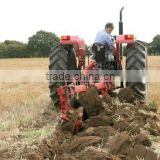 80 hp agricultural wheel tractor