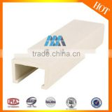 New produsts Pvc gypsum ceiling tiles, ceiling moulding
