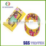 China manufacture best selling promotional stylish fashion smart festival clasp fabric woven wristband with custom logo