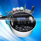 hot new product 4 in1 RF Diamond fractional rf microneedle no needle mesotherapy beauty machine