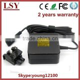Original laptop charger for asus Vivobook X201E X202E F201E 19V 1.75A 33W charger for laptop asus