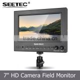 7 inch sdi screen stabilizer video dslr steadycam vest arm lcd wholesale lcd monitor