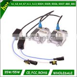Factory wholesale Digital xenon slim canbus hid ballast 35w 75w 100w 55w canbus duo hid ballast