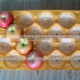 Apple Shaped Plastic Container
