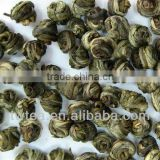 Fujian Handmade Jasmine Tea Natural Jasmine Dragon Pearl Green Tea                                                                         Quality Choice