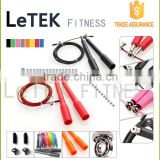 Speed Jump Rope -Equipment for Sports & Endurance Training as Crossfit - Gym Workout - Fitness - Boxing Exercise or Get Fit ,                                                                                         Most Popular