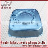 ADC12 Electronic Die Casting Aluminum Roasting Pan with non-sticking cooking surface- teflon