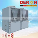 China Commercial r407c Daikin compressor Air To Water Heat Pump,hot water Heating ,high COP heating pump