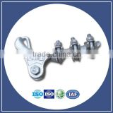 NLD Bolt Type Strain Clamp/Galvanized Tension Clamp/Dead End Clamp/Strain Clamp for ADSS Cable