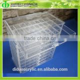 DDN-D048 Trade Assurance Shenzhen Factory 9 Drawer Wholesale Acrylic Makeup Organizer With Dividers