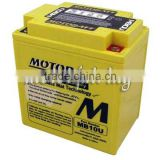 MOTOBATT BATTERY SEALED AGM GEL/12v gel motorcycle battery