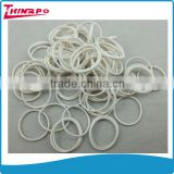 Medical silicone rubber seal band / NBR rubber o ring for washer/bearing/electrical appliance