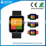Smart Watch Bluetooth Connect with Mobile Phone smart wrist watch Multilingual Compatibility with IOS and Android Systems