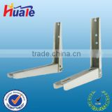 Folding split air conditioning brackets wall bracket for air conditioner outdoor unit