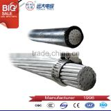 3x150mm2 all alloy conductor aluminium clad steel reinforced acsr electrical overhead cable