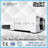 sheet metal fabrication customized cnc fiber laser cutting machine