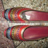 Latest 2015 Design Party Wear Women Juti Shoes design
