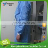Hot selling Surgical Gown top quality disposable non woven surgical gown protection gown