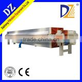 Dazhang High Efficiency Good Price Automatic Membrane Filter Press Machine For Electrolytic Aluminum