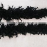 Factory Party Sexy DeluxeFeather Boa black Woman Dance Masquerade Carnival Feather Boa Scarf Decoration-02
