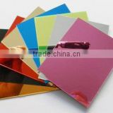 Acrylic Plastic Mirror Panels Manufacturer