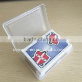 Custom Printing Plastic Box Paper Playing Cards