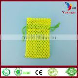 Wholesale Produce Small Net PP Nylon Fabric Net Drawstring Mesh Bag