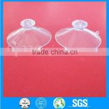 plastic Transparent pvc suction cups for glass suction cup hook diameter 4cm glass table suction cups Strong sucker