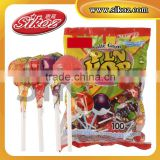 Pin Pop bubble gum lollipop SK-B013