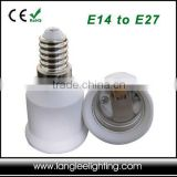 LED Lamp Adapter from E14 to E27, LED Lamp Transformer