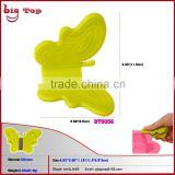 BT0056 High Quality Silicone Heat Resistant Kitchen Oven Glove Butterfly Shape Oven Mitts