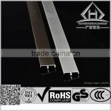 Aluminum furniture edge trim strip