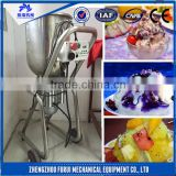 2016 factory supply commercial blender/industrial fruit blender