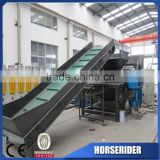 double shaft pe pp pet bottle shredder/waste HDPE LDPE PET plastic scraps double shaft shredder
