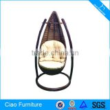 Outdoor Garden Furniture Rattan Swing Chair