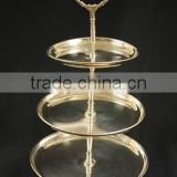 wholesale metal cake stand