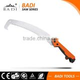 newest design ergonomic handle hand pruning cutting saw/garden saw