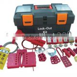 Portable Lockout Toolbox