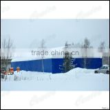 Fabric Warehouse Tent , Prefabricated storage shelter , Fabric Aircraft Hangar , Fabric Building