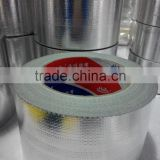 Aluminum foil tape alu foil tape for keep pipe warm alu tape