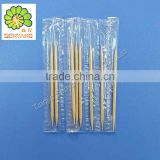 high quality mint paper wrapped party toothpicks