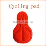 Quality cycling chamois pads coolmax 3d Gel Pads