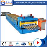 Glazed Wall Panel Roll Forming Machine