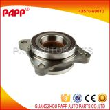front wheel hub bearing 43570-60010 for toyota land cruiser prado