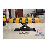 Automatic Anti - Collision Car Parking Lot Barrier Under Remote Control CE ROHS