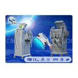 Vertical Cryolipolysis Vacuum  Led Machine , Fat Freezing Slimming With 4 Handpieces